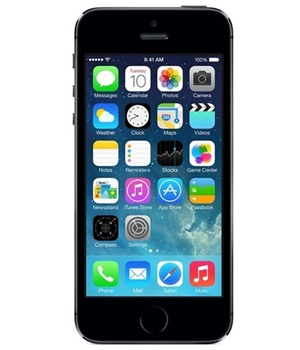 Apple iPhone 5S 32GB Space Gray ZDARMA nab�je�ka do vozu