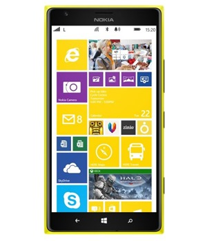 Nokia Lumia 1520 Yellow