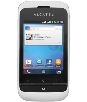 Alcatel One Touch 903D White