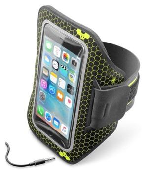 CellularLine Armband Running sportovní neoprénové pouzdro pro smartphony do  velikosti 5 0c212c8b353