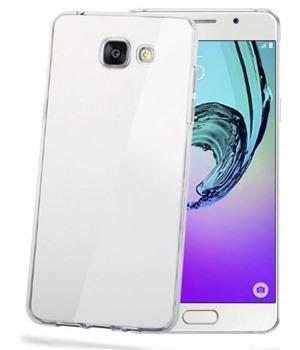 CELLY Gelskin silikonový kryt pro Samsung A320 Galaxy A3 2017 čirý možnost  přikoupení datového kabelu USB ea578807351