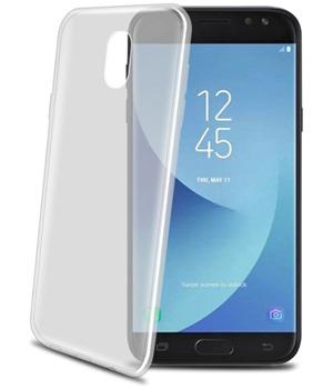 CELLY Gelskin silikonový kryt pro Samsung J520 Galaxy J5 2017 čirý možnost  přikoupení kabel microUSB se b2cf9905d68