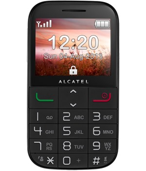ALCATEL ONETOUCH 2000 White