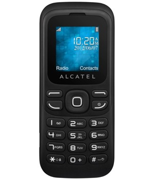 ALCATEL ONETOUCH 232 Black