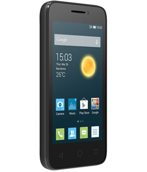 ALCATEL ONETOUCH 4013D PIXI 3 (4) Black