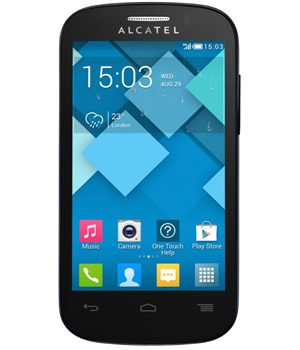ALCATEL ONETOUCH 4032D POP C2 Bluish Black