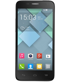 ALCATEL ONETOUCH 6012D IDOL MINI Silver