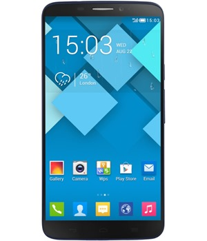 ALCATEL ONETOUCH 8020D HERO Bluish Black
