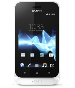 Sony ST21i Xperia Tipo Classic White