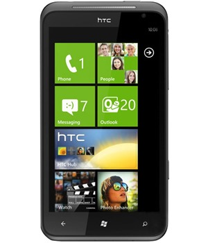 HTC Titan X310e Eternity