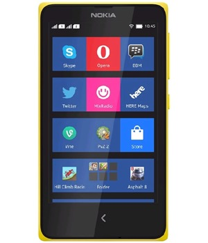 NOKIA XL Dual-SIM Yellow ZDARMA nab�je�ka do vozu
