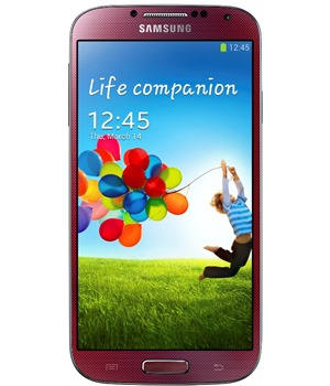 Samsung i9506 Galaxy S4 LTE-A Red
