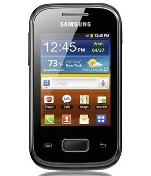 Samsung S5300 Galaxy Pocket Black (GT-S5300ZKAXEZ)