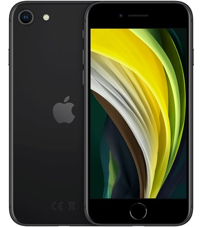 Apple iPhone SE 2020 3GB/64GB Black