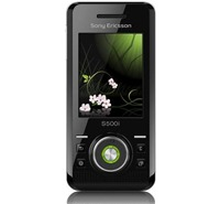 Sony Ericsson S500i Mysterious Green
