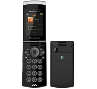Sony Ericsson W980i Piano Black
