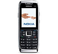 Nokia E51-2 White Steel