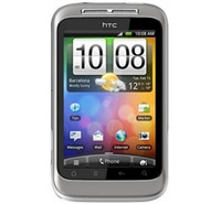 HTC Wildfire S A510 White