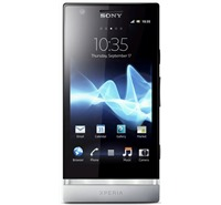 Sony LT22i Xperia P Silver