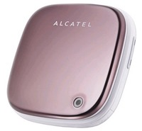 Alcatel One Touch 810 Blush & White