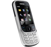 Nokia 6303 Classic Steel Silver