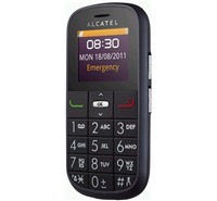 ALCATEL ONETOUCH 282 Abyss Black
