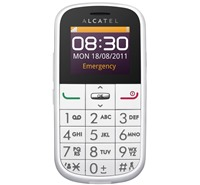 Alcatel One Touch 282 White
