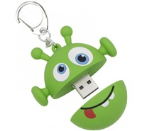 MY DOODLES d�tsk� USB flash disk 8GB motiv ALIEN