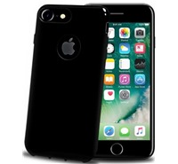 CELLY Gelskin silikonový kryt pro Apple iPhone 7 Plus/8 Plus Black Edition