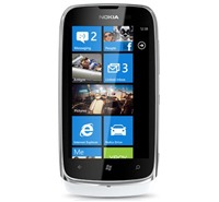 Nokia Lumia 610 White