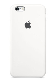Apple MKY12ZM/A silikonový kryt pro Apple iPhone 6S Silicone Case - White