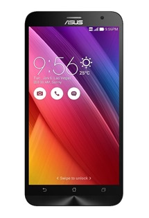 ASUS ZE551ML ZenFone 2 64GB Red