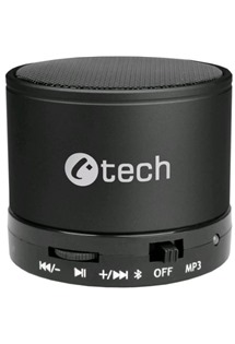 C-TECH SPK-04B repro bluetooth černé