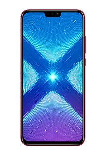 Honor 8X 4GB/64GB Dual Sim Red