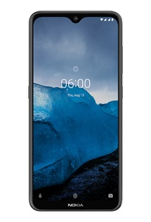 Nokia 6.2 4GB/64GB Dual-SIM Ceramic Black