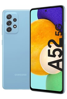 Samsung A526 Galaxy A52 5G 6GB/128GB Dual-SIM Awesome Blue (SM-A526BZBDEUE)