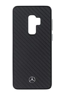 Mercedes Dynamic zadní kryt pro Samsung G965 Galaxy S9+ S9 Plus černý  (MEHCS9LRCABK) 1f7b667476b
