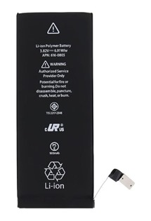 Apple baterie 1810mAh Li-Pol pro iPhone 6 (Bulk)