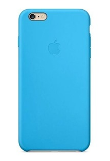 Apple MGRH2ZM/A Silicone Cover Blue pro iPhone 6/6S Plus (EU Blister)