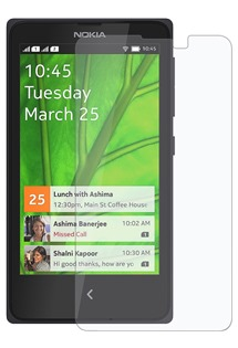 invisibleSHIELD pro Nokia X7 (display)