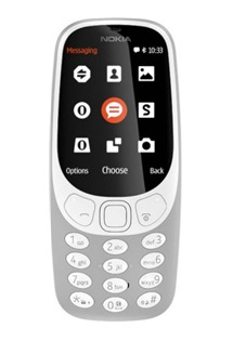 Nokia 3310 (2017) Dark Grey