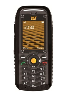 Caterpillar Cat B25 Dual-SIM Black