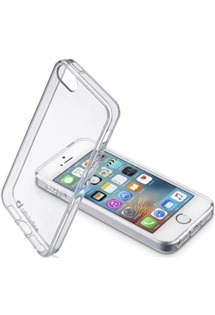 CellularLine CLEAR DUO zadní kryt pro Apple iPhone 5/5S/SE