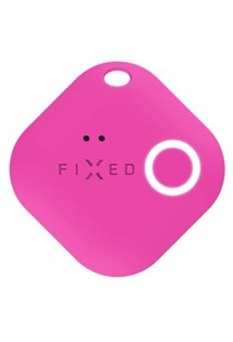 FIXED Smile Key finder s motion senzorem růžový (2019)