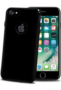 CELLY Gelskin silikonový kryt pro Apple iPhone 7/8 black edition