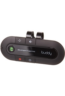 SuperTooth BUDDY bluetooth handsfree do auta černé