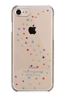 Bling My Thing Milky Way Cotton Candy zadní kryt pro Apple iPhone 7 s Swarovski crystals