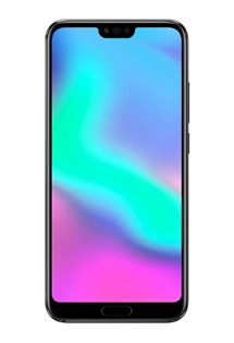 Honor 10 128GB Dual-SIM Midnight Black
