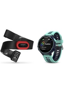 Garmin Forerunner 735 XT Run Bundle Blue