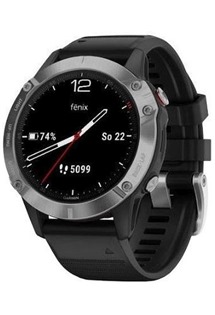 Garmin fenix 6 Glass Silver/Black